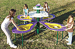 Playground Equipment - Sandbox - Sand and Water Tables